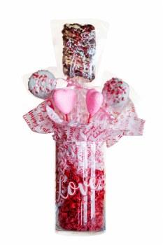 Cupcake Factory Large Valentines Jar/Mug