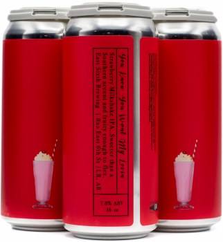 East Sixth Brewing You Know You Want My Love 4pk 16oz Can