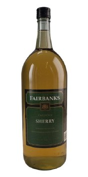 Fairbanks Sherry 1.5L