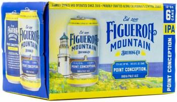 Figueroa Mountain Point Conception IPA 6pk 12oz Can