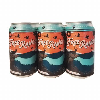 Flyway Free Range Brown Ale 6pk 12oz Can