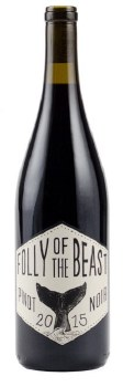 Folly Of The Beast Pinot Noir 2015 750ml