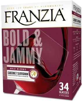 Franzia Bold & Jammy Cabernet Sauvignon 5L