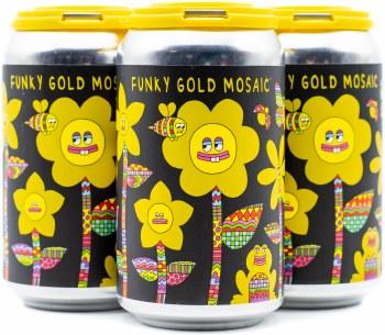 Prairie Funky Gold Mosaic 4pk 12oz Can