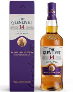 Glenlivet 14 Year Scotch Whiskey 750ml