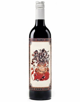 Grateful Palate Southern Gothic Precious Syrah 750ml