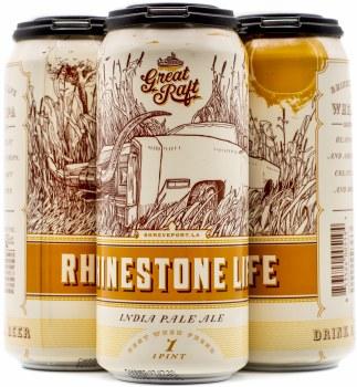 Great Raft Rhinestone Life 4pk 16oz Can