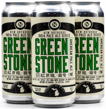 Old Nation Greenstone 4pk 16oz Can