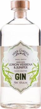 Herb Garden Lemon and Juniper Gin 750ml