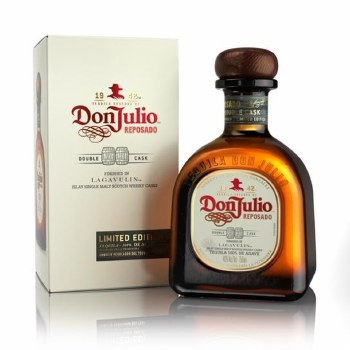 Don Julio Lagavulin Aged Double Cask Reposado - Limited 750ml