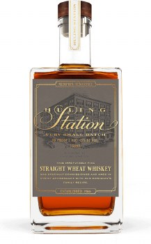 Old Dominick Huling Station Wheat Whiskey 750ml