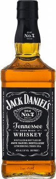 Jack Daniels Old No. 7 Tennessee Whiskey 750ml