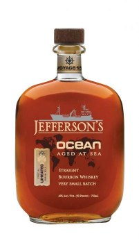 Jeffersons Aged at Sea Wheated Mash Bourbon Whiskey 750ml