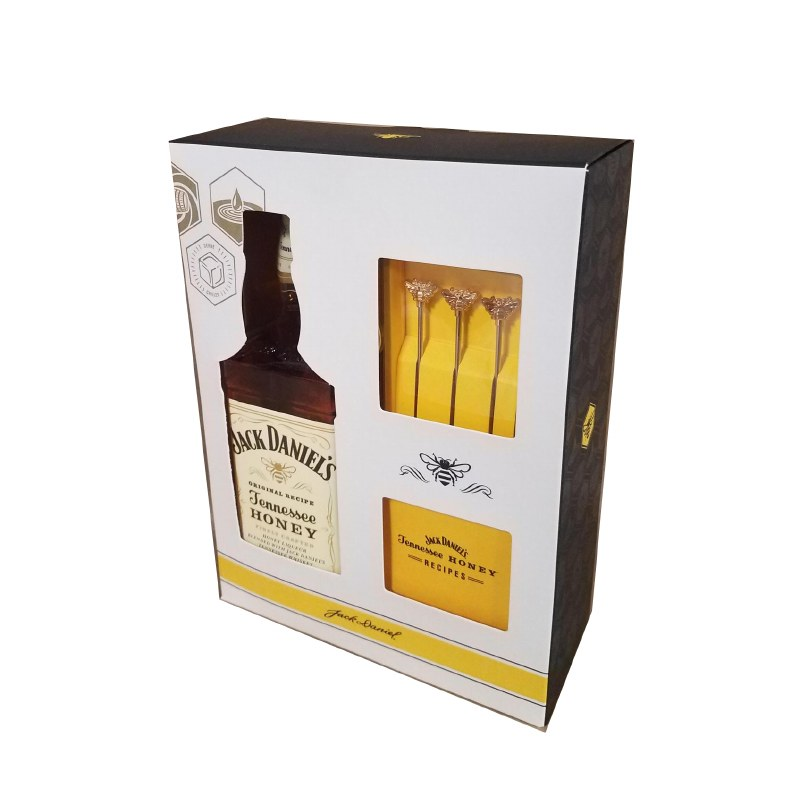 Jack Daniels Tennessee Honey Gift Set