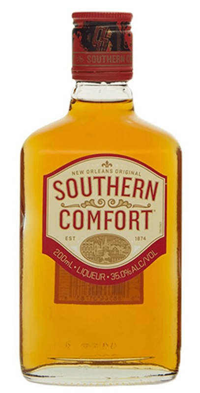 Southern Comfort Original 70 Proof 200ml Legacy Wine And Spirits