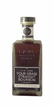 A.D. Laws Four Grain Bottled In Bond Bourbon 750ml