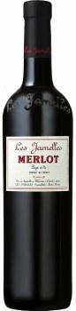 Les Jamelles Merlot 750ml