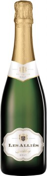 Les Allies Sparkling Brut NV 750ml