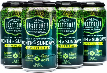 Lost Forty Month Of Sundays 6pk 12oz Can