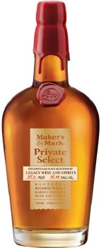 Makers Mark Private Select 750ml