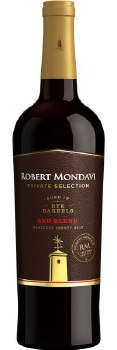 Robert Mondavi Private Selection Rye Barrel Aged Red Blend 750ml