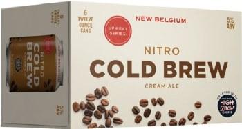 New Belgium Nitro Cold Brew Cream Ale 6pk 12oz Can