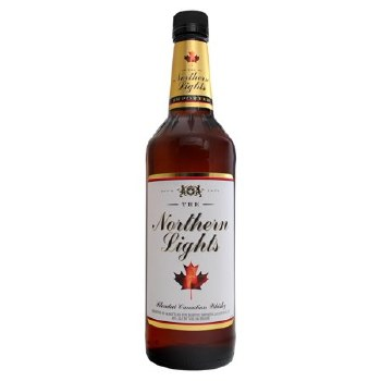 Northern Lights Canadian Whisky 750ml