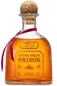 Patron Extra Anejo Tequila 375ml