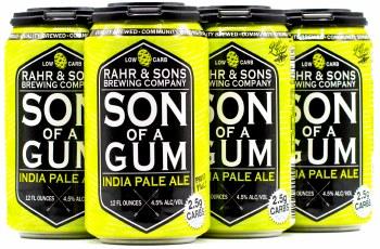 Rahr & Sons Son of a Gum 6pk 12oz Can