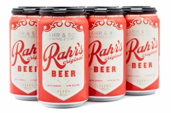 Rahr & Sons Rahrs Original 6pk 12oz Can