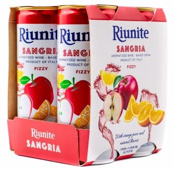 Riunite Sangria 4pk 250ml Can