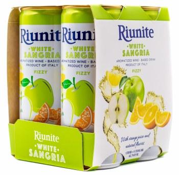 Riunite White Sangria 4pk 250ml Can