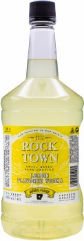 Rock Town Lemon Vodka Plastic 1.75L
