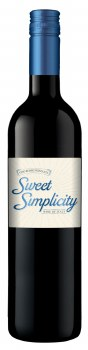 Sweet Simplicity Rosso 750ml