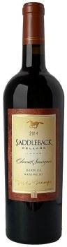 Saddleback Oakville Cabernet Sauvignon 750ml
