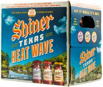 Shiner Texas Heat Wave Variety Pack 12pk 12oz Btl