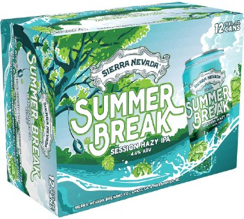 Sierra Nevada Summer Break 12pk 12oz Can