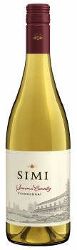 SIMI Sonoma County Chardonnay 750ml