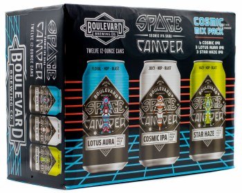 Boulevard Space Camper IPA Variety Pack 12pk 12oz Can