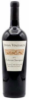 Spann Vineyards Cross Creek Cabernet Sauvignon 750ml