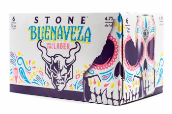 Stone Buenaveza Salt and Lime Lager 6pk 12oz Can