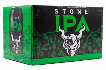 Stone IPA 6pk 12oz Can