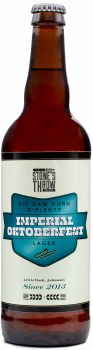 Stones Throw Big Dam Horn O Plenty 22oz Btl