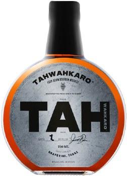 Tahwahkaro Four Grain Bourbon Whiskey 750ml