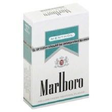 Marlboro Menthol Light Kings Box