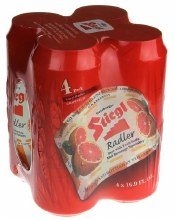 Stiegl Radler Grapefruit 4pk 16oz Can