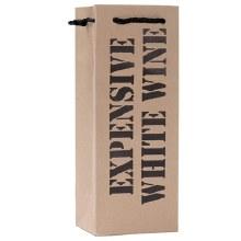 Expensive White Wine Gift Bag