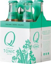 Q Tonic Indian Water 4pk 6.7oz Btl
