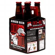 Cock'n Bull Ginger Beer 4pk 12oz Btl
