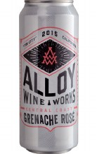 Alloy Wine Works Grenache Rose 500ml Can